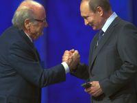 Putin: Blatter zasługuje na Nagrodę Nobla
