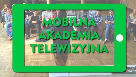 Mobilna Akademia Telewizyjna: Odwiedzamy lubuskie szkoły