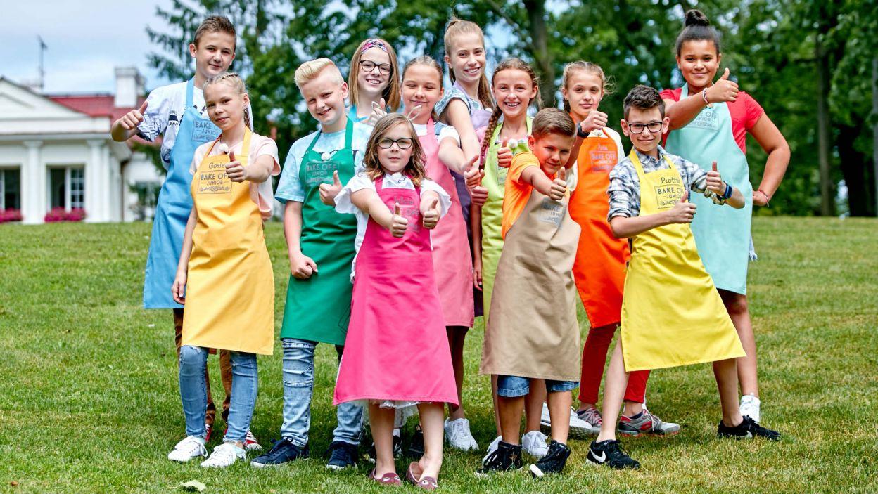 O miano najlepszego cukiernika po raz pierwszy powalczy dwanaścioro dzieciaków (fot. TVP)