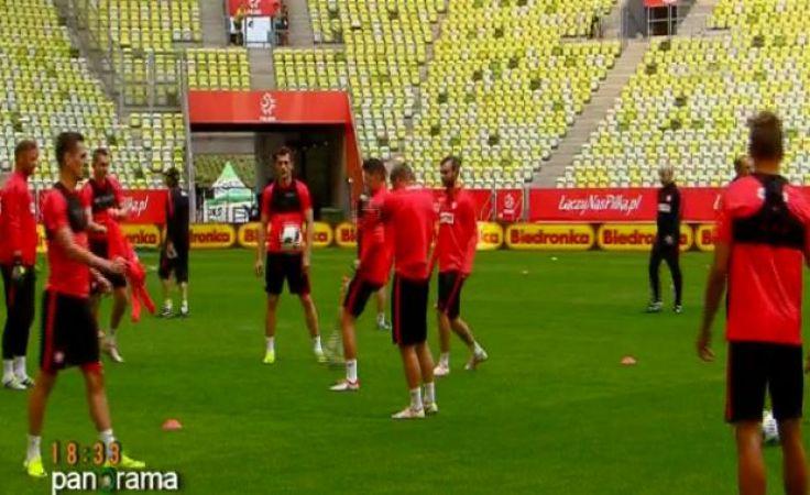 Biało-czerwoni przed meczem z Holandią