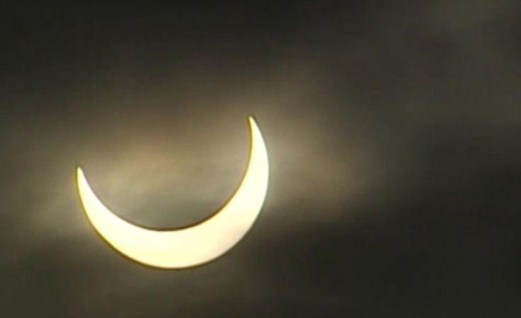 Częściowe zaćmienie Księżyca w poniedziałek wieczorem nad Polską