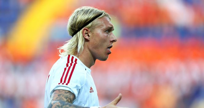 Simon Kjaer (fot. Getty Images)