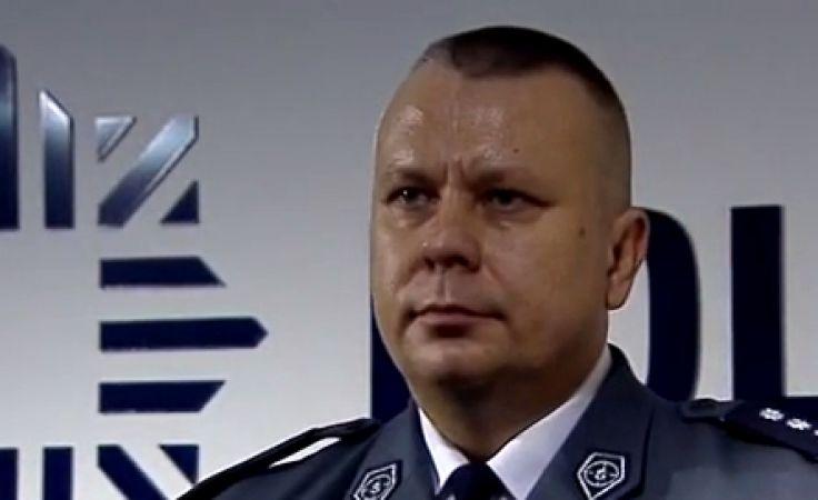 Insp. Spychała nowym szefem policji w regionie