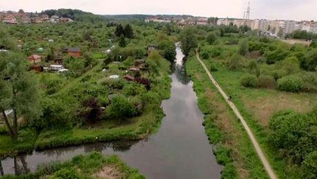 Łynostrada, czyli koncepcja utworzenia trasy pieszo-rowerowej oraz zagospodarowania terenów rekreacyjnych nad rzeką Łyną