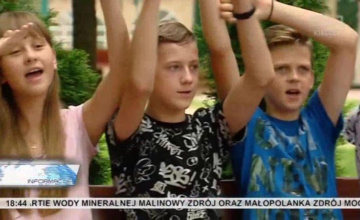 Kolonie Caritas dla młodych polonusów z Białorusi