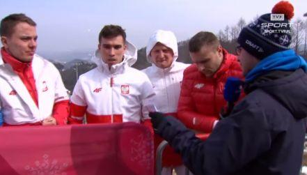Radość polskich bobsleistów. Zdradzają tajemnice dobrych ślizgów
