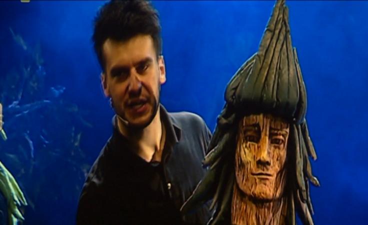 """""""Królewna z drewna"""" w internetowym teatrze dla szkół"""