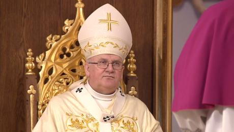 Arcybiskup Józef Górzyński metropolitą warmińskim został 2 lata temu