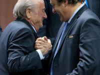 Blatter o Platinim: wybaczam mu, ale...