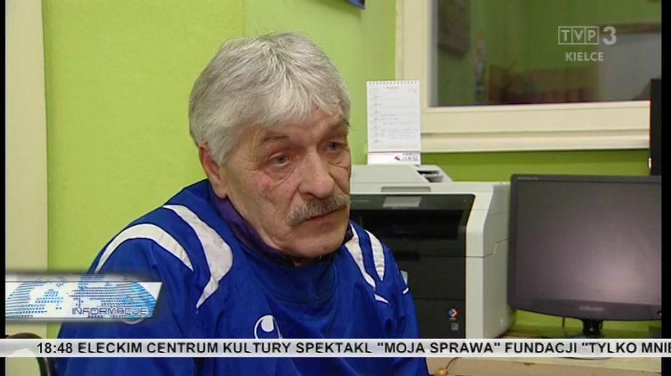 Marek Bęben. Koledzy z boiska pomogli mu zdobyć protezę