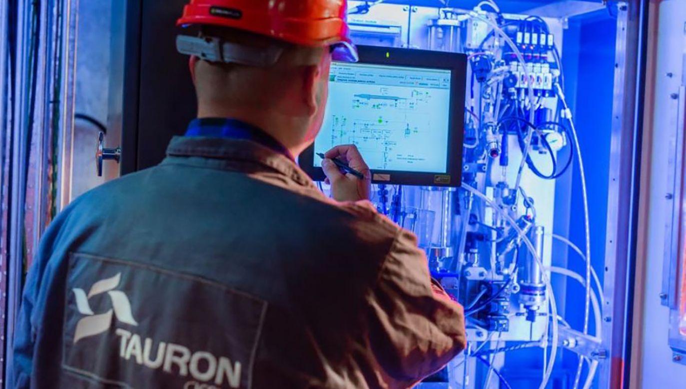 Tauron będzie uczestniczył w dwóch programach badawczych instytutu (fot. tt/@Energetyka_24)
