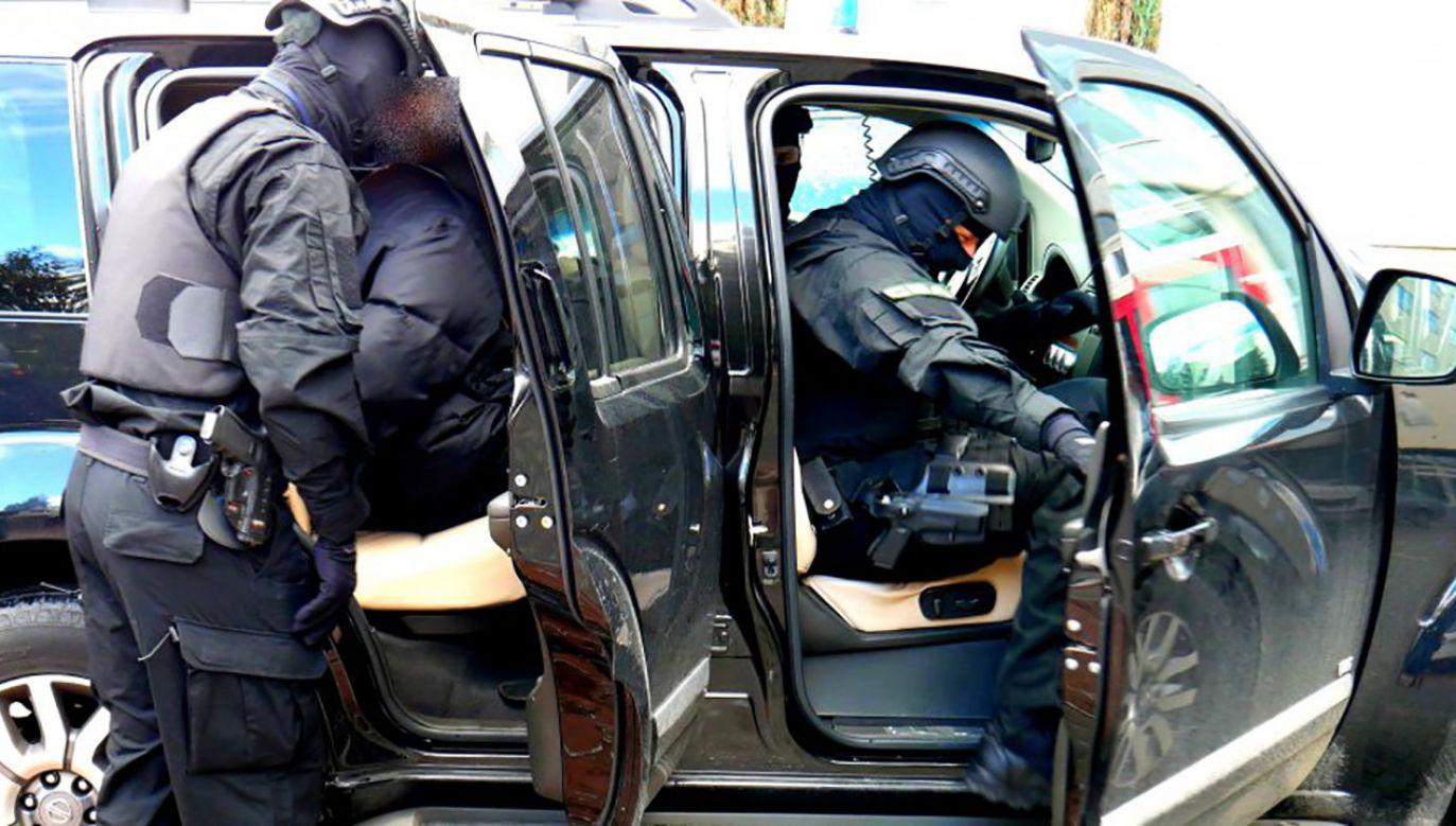 CBA zatrzymała cztery osoby (fot. cba.gov.pl)