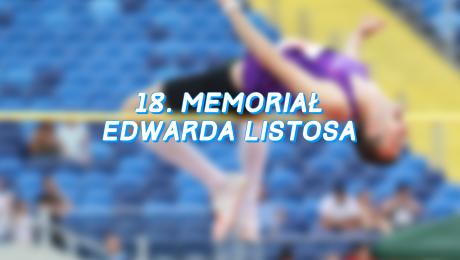 18. Memoriał Edwarda Listosa