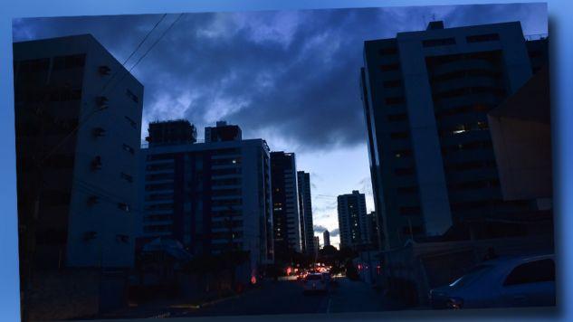 Przerwę w dostawie prądu wywołała awaria sieci przesyłowej (fot. TT/Jornal Extra)