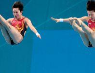 Skok mistrzyń olimpijskich (fot. Getty Images)