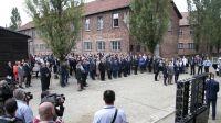 Narodowy Dzień Pamięci - Rocznica pierwszego transportu Polaków do KL Auschwitz (fot. Gabriela Mruszczak) - 7