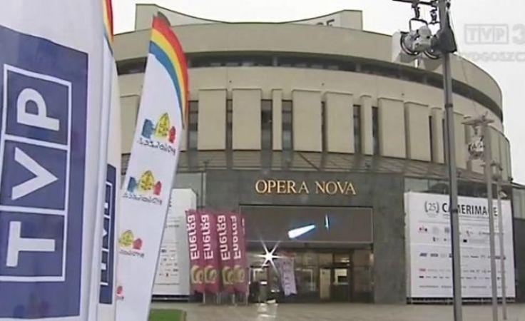 Organizacjai Camerimage w Operze Nova jest niepewna