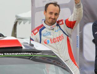 Kubica zgłosił się do Rajdu Monte Carlo
