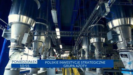 """""""Polskie inwestycje strategiczne"""""""