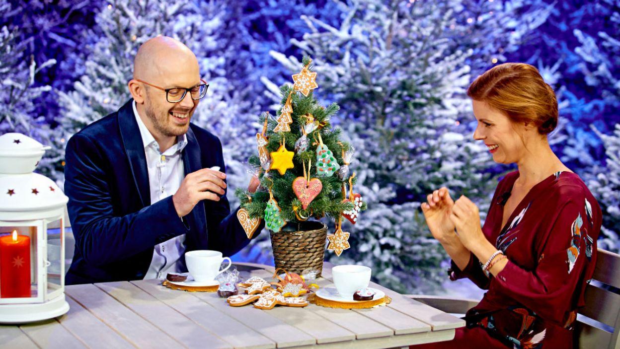Specjalne, świąteczne wydanie programu – wspólne, radosne wypieki (fot. TVP)