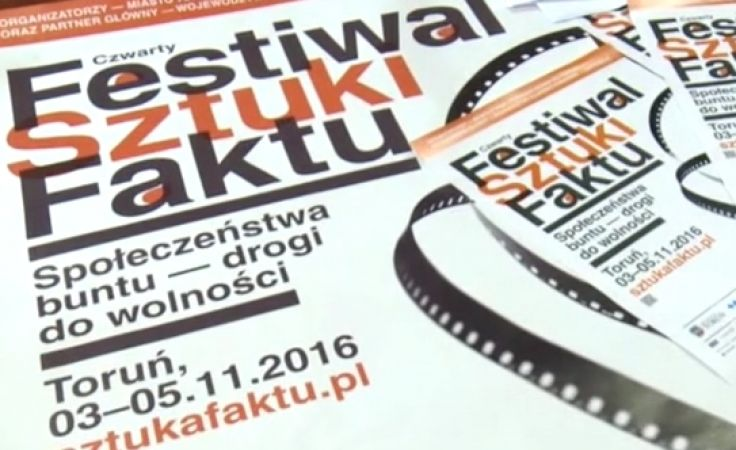 Nadchodzi Festiwal Sztuki Faktu
