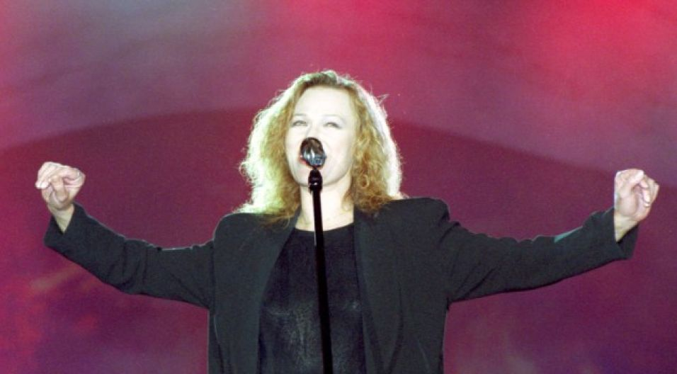 Edyta Geppert (fot. TVP)