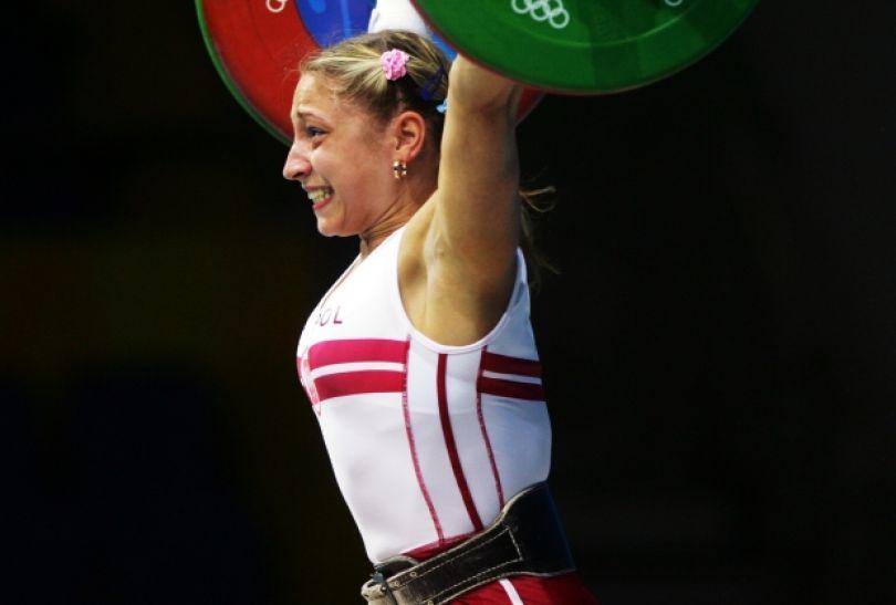 Aleksandra Klejnowska-Krzywańska – kat. 58 kg (fot. Getty Images)