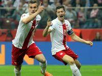 Wybierz napastników na mecz Niemcy – Polska