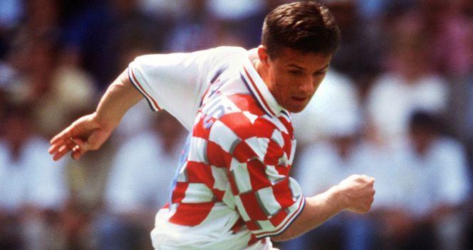 Goran Vlaović strzelił gola Niemcom w ćwierćfinale (fot. Getty Images)