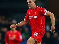 Piękny gol Hendersona