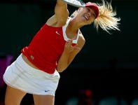Maria Szarapowa, rosyjska tenisistka (fot. Getty Images)