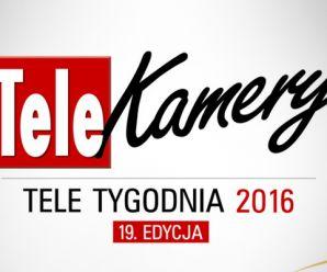 Telekamery 2016 rozdane! Sukces Telewizji Polskiej!