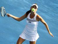 Agnieszka Radwańska odpadła w półfinale turnieju WTA w Madrycie (fot. PAP/EPA)