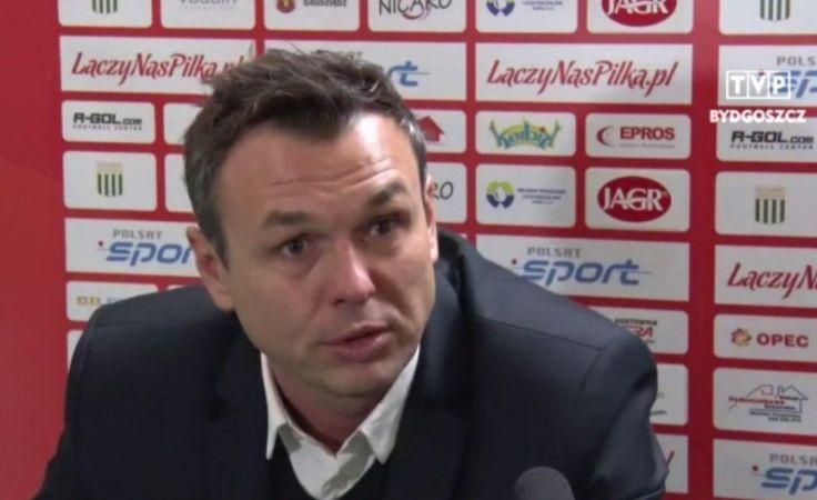 Trener Olimpii Grudziądz, Jacek Paszulewicz