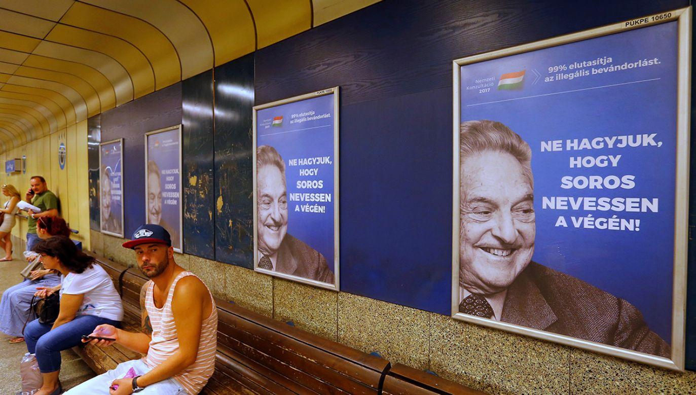 Na Węgrzech trwa rządowa kampania pod hasłem