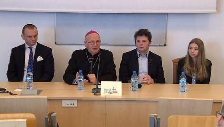 Młodzi sami chcą decydować o swojej roli w życiu diecezji