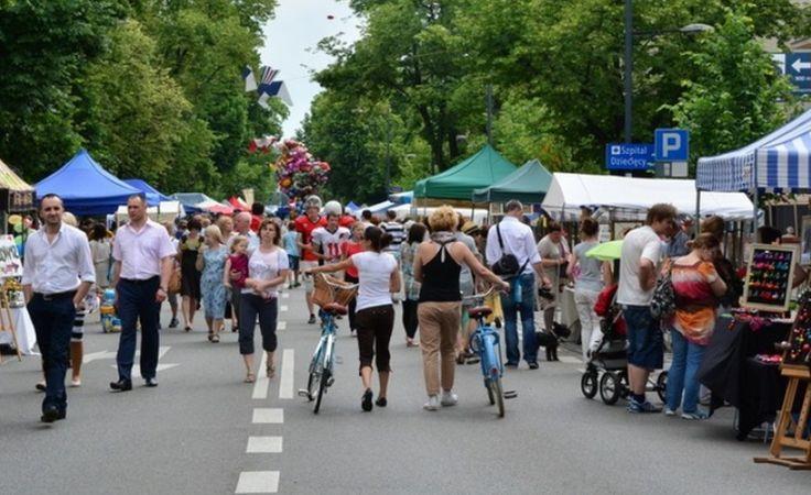 Święto Saska Kępa w 2013 / fot. UM Warszawa/R.Motyl