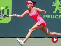 Miami: Agnieszka Radwańska lepsza od liderki rankingu