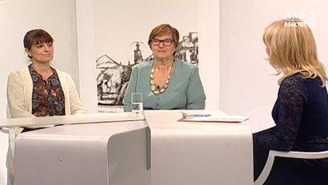 Irena Stankiewicz i Elżbieta Kosińska, 03.01.2017