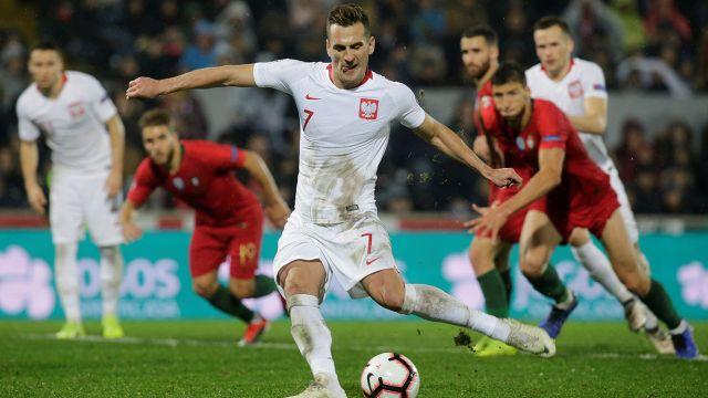 Liga Narodów: Polska wywalczyła ważny remis z Portugalią