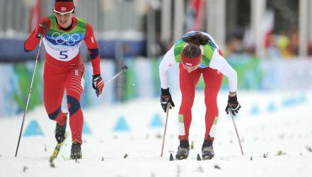 Retro igrzyska: pasjonujący finisz w wykonaniu Kowalczyk