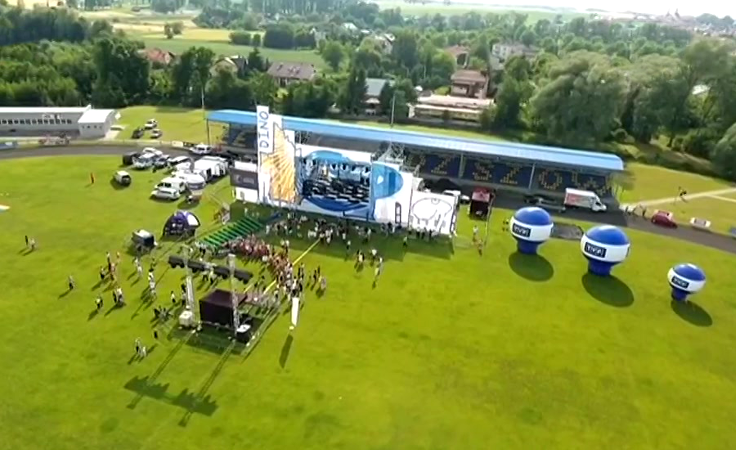 Dino Top Festiwal w Sędziszowie Małopolskim