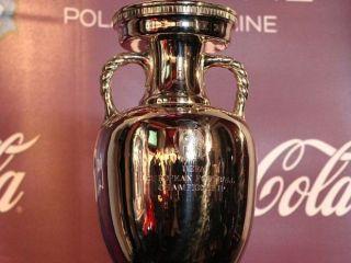 Główne trofeum mistrzostw Europy jest warte 30 tysięcy euro (fot. PAP)
