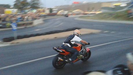 Film od widza: Moto Racing Show w Gorzowie