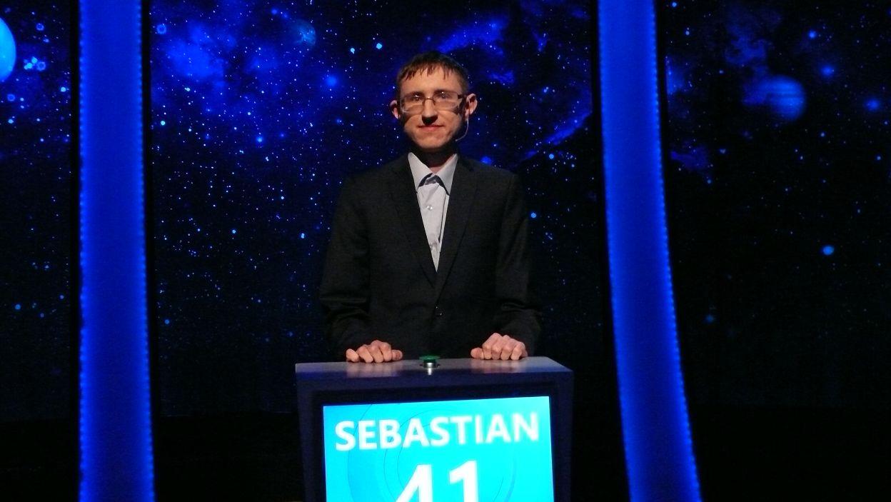 Sebastian Kowieski - zwycięzca 5 odcinka 112 edycji