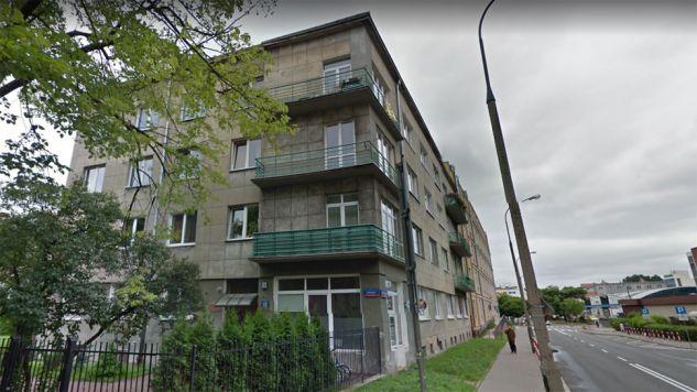 Sprawą reprywatyzacji kamienicy przy Joteyki 13 od sierpnia zajmuje się Prokuratura Okręgowa (fot. Google Street View)