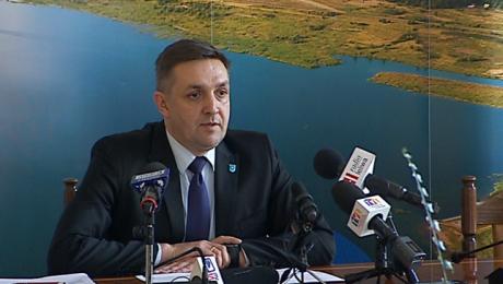 Prezydent Tarnobrzega Grzegorz Kiełb wyszedł z aresztu