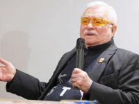 Wałęsa o LGBT: Nie mogą chodzić po mieście i bałamucić moje wnuki