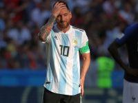 Argentyńskie media: Messi zawiesił karierę w kadrze