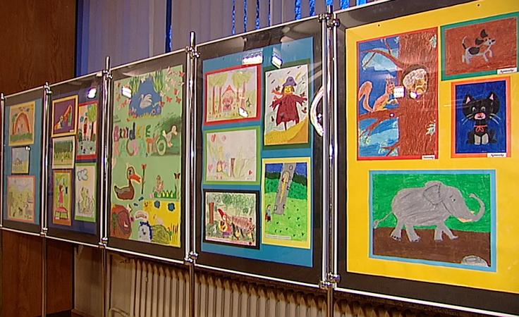 Kolorowy świat dzieci